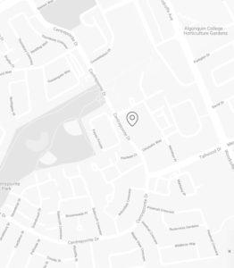 Map Footer Ottawa