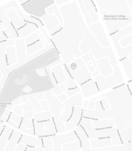 Mapa Contact Ottawa
