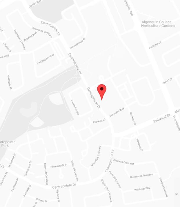 Location Ottawa